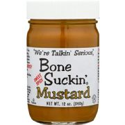 Bone Suckin' Sweet Spicy American Mustard